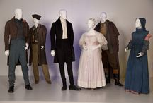 Costumes from Movies set in 1820s-1840s