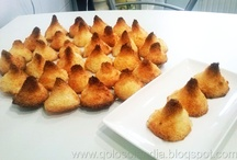 Galletas caseras de coco (cocadas) / las mejores recetas: http://golosolandia.blogspot.com/2013/03/galletas-caseras-coco-cocadas.html