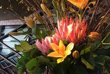 #loveeddie / Our flower masters amazing designs- Eddy Saso everyone!