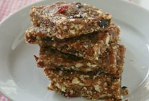 Healthier Muffins and Energy Bars  / by Steph