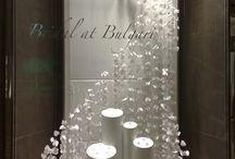 Window displays / displaying Jewellry