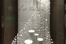 Bridal visual merchandising