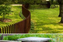 Fence me in / Fence designs and ideas.