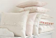 Linen & Pillow Stacks