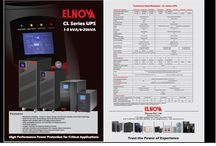 Online UPS for Offices by Elnova ( since 1975)