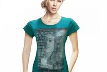 T-shirts For Women by Droom Fashion