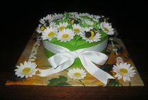 Meine Blumen - Torten