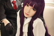 cosplay anime <3