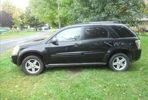 2005 Chevy Equinox LT For Sale / 2005 Chevy Equinox LT For Sale  $12,200.00  2005 Chevy Equinox LT. 48,000 miles, AWD, clean, black, reliable SUV with hitch. MPG mid 20s.  Full Financing & Nationwide Shipping Available at One Stop Motors.  For additional information please call 877-566-6686   STOCK PHOTO - DETAILS MAY VARY  Vehicle located in Amery, WI Ad Id#107781