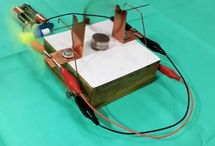 DIY Simple Electric Motor