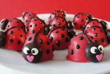 Fun Food for Kids / Keeping food fun for the little ones :) / by Kalynda Madge