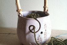 Leire/keramik