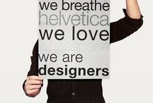 Fonts + Graphic Design