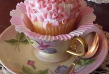 cupcakes/muffins/doughnuts recipes & ideas