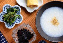 和食コーディネート / 素敵な和食器