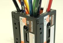 reciclate casete audio