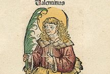 Historical Images of St Valentine