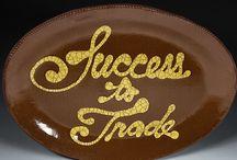 Slipware by Stephen Earp / Hand made, historically inspired slipware by Stephen Earp.
