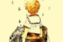 Roxas / Kingdom Hearts