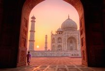 Taj Maha, India / by ✈ 100 places to visit before you die