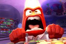 Anger Inside-Out  l Злость Наизнанку