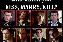 Vampire Diaries/Originals