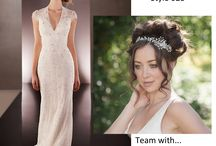 Get the look... / Matching beautiful accessories to you bridal gown