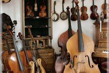Música, Músicos e Instrumentos
