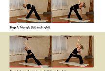 yoga tic beginner's