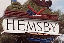 Hemsby & Newport / Seaside villages and towns near Great Yarmouth Norfolk #ShareTheGreatTimes