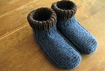Just Keep Knitting...
