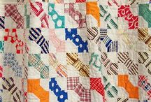 Vintage Quilts / by Red Pepper Quilts
