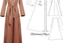 Dress mold