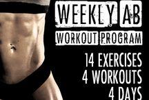 exercise / by Angela Larsen