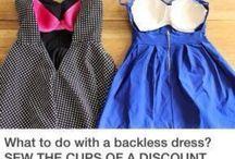 Truques em roupas