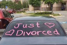 Scheidungsparty