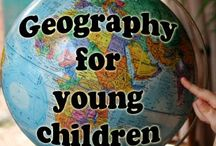 Geography / Geography for Homeschoolers