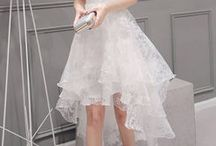 Dresses for the bride-to-be