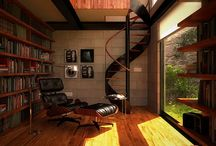 Living space / Living space ideas for the future home.