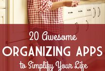 Simpler Organizing Apps