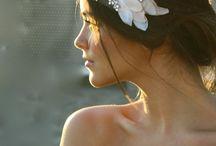 Wedding hair accessories / Unique wedding hair accessories