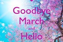 Good bye march