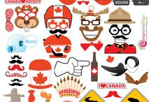 Theme Canada Day