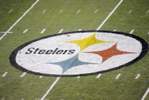 Here we go Steelers, here we go! / by Karen White
