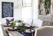 Dining Rooms / dining room ideas, dining room decor, french vintage decor