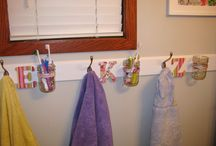 Girls bathroom / by Jasmine Courington
