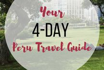 Fabulous Itineraries / The best itinerary posts for helping you plan your ideal trip.