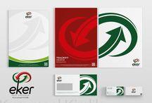 Kurumsal Kimlik Tasarımalarım / Corporate Identity Design