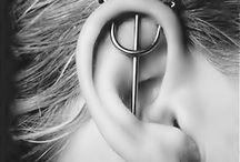 Piercings/Tattoos / by AnaLisa Hernandez