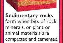 Unit: Rocks, Minnerals, Soil / by Sheila Van Riesen